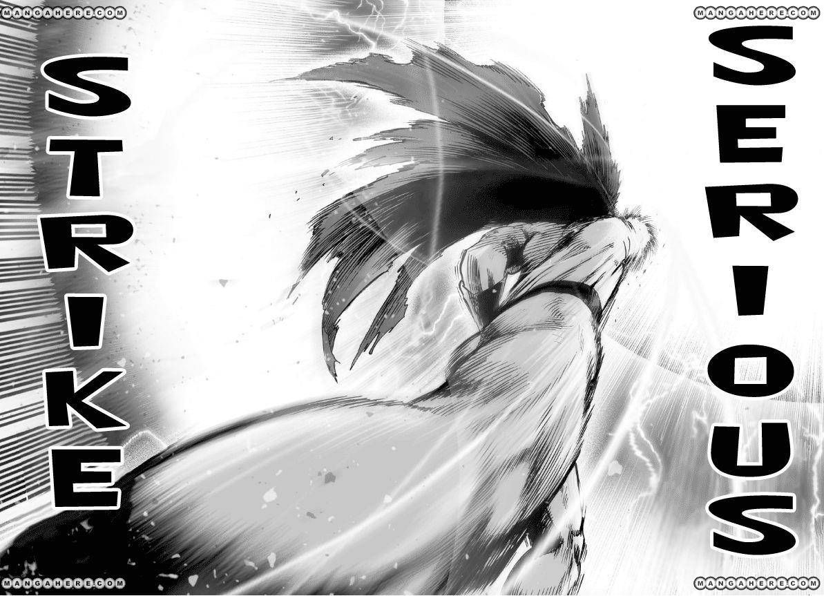 One Punch Man Chapter 35.2 Read Online Image 24
