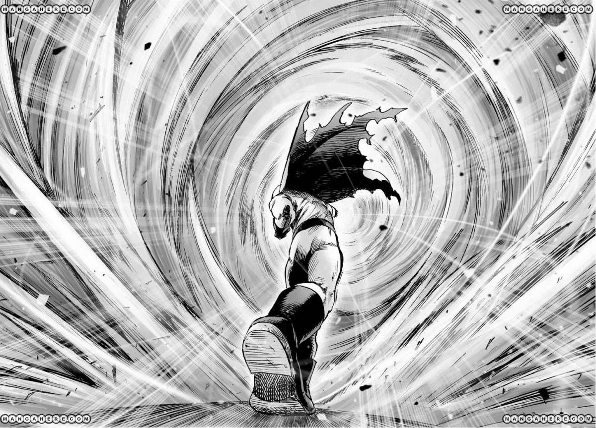 One Punch Man Chapter 35.2 Read Online Image 26