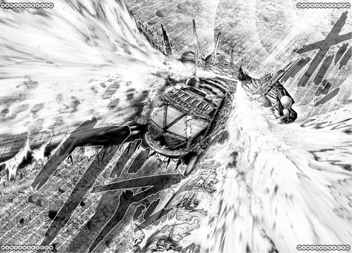 One Punch Man Chapter 35.2 Read Online Image 28