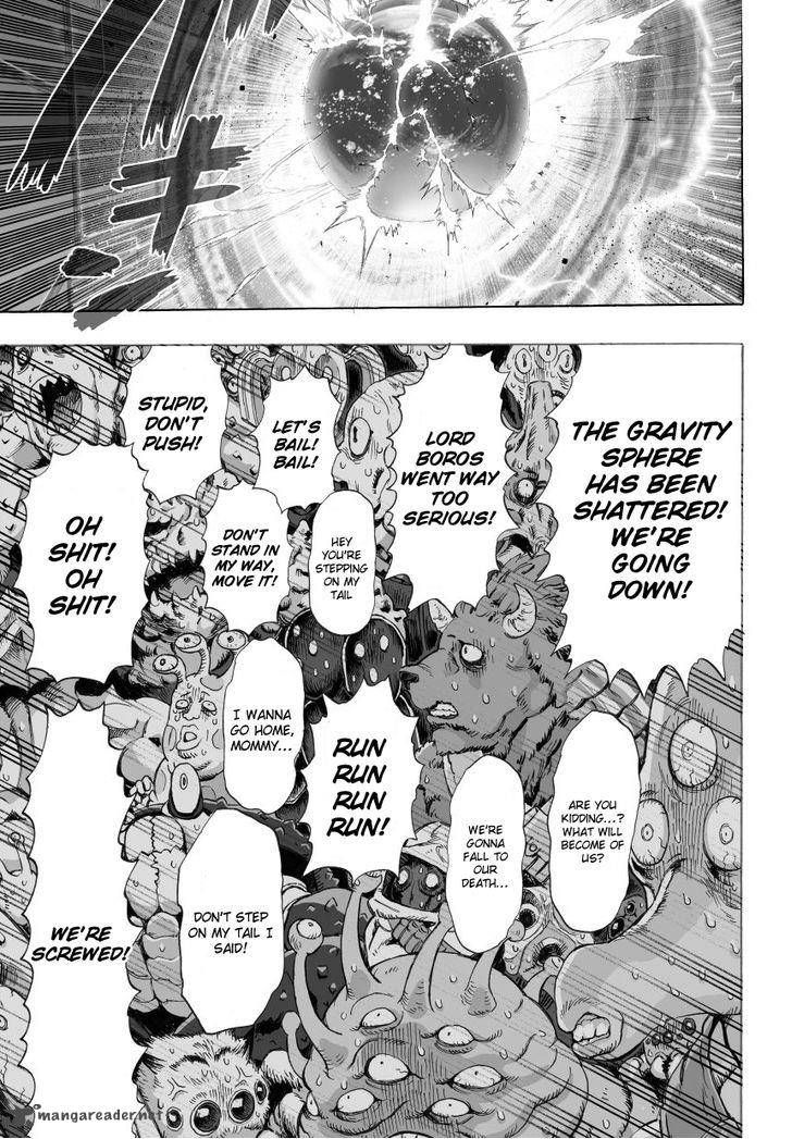 One Punch Man Chapter 35.2 Read Online Image 31