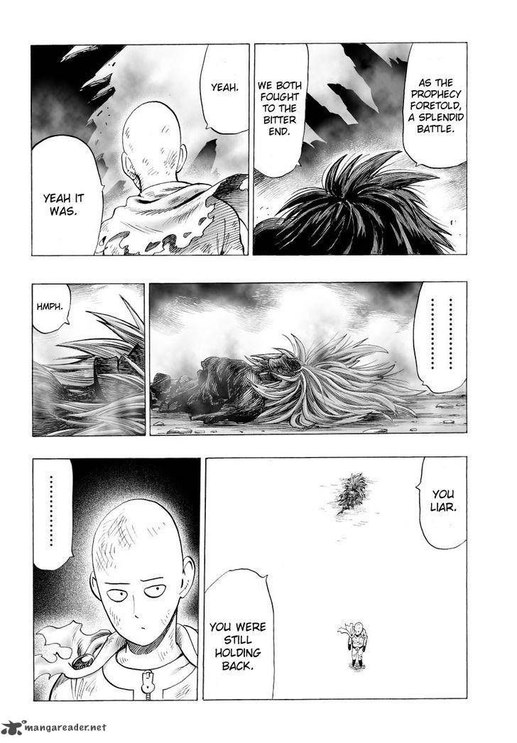 One Punch Man Chapter 35.2 Read Online Image 35