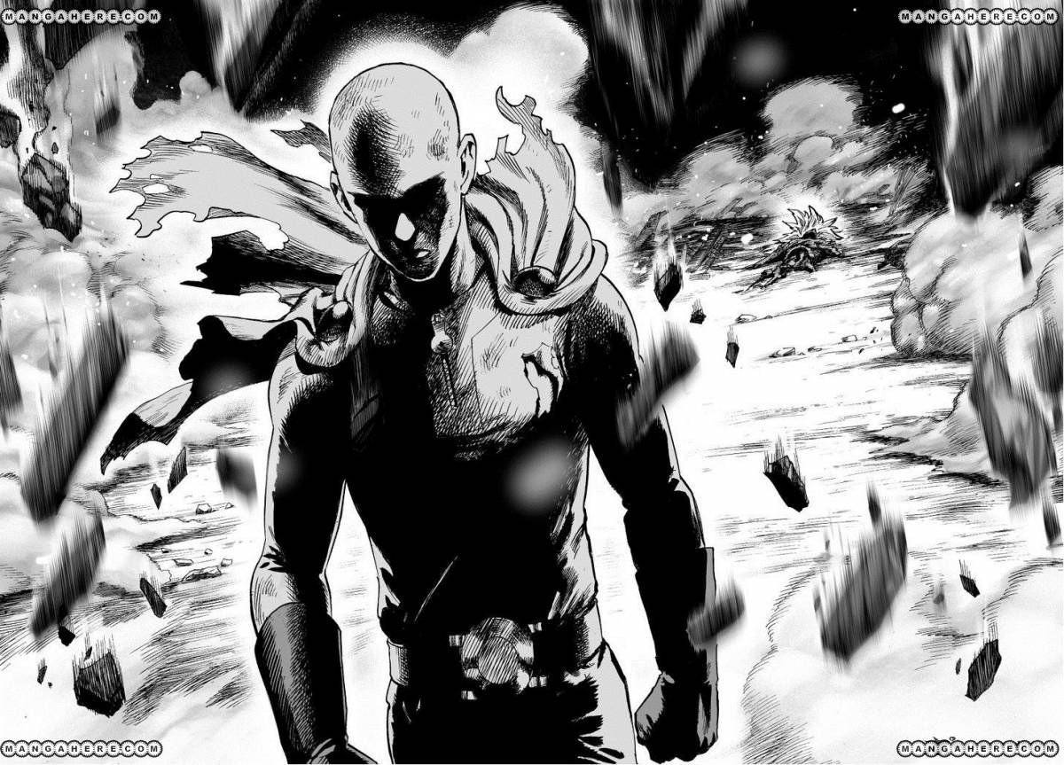 One Punch Man Chapter 35.2 Read Online Image 37
