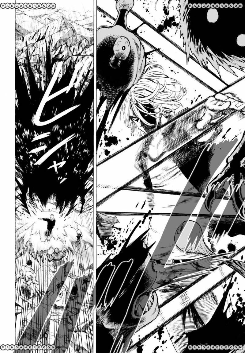 One Punch Man Chapter 36 Read Online Image 17