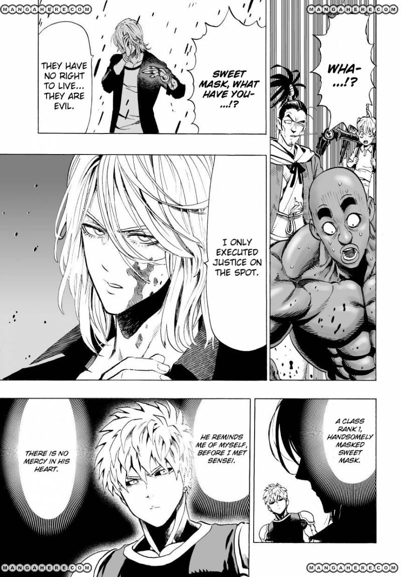 One Punch Man Chapter 36 Read Online Image 18