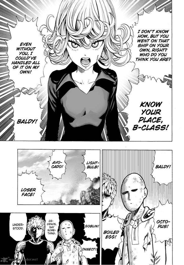 One Punch Man Chapter 36.2 Read Online Image 4