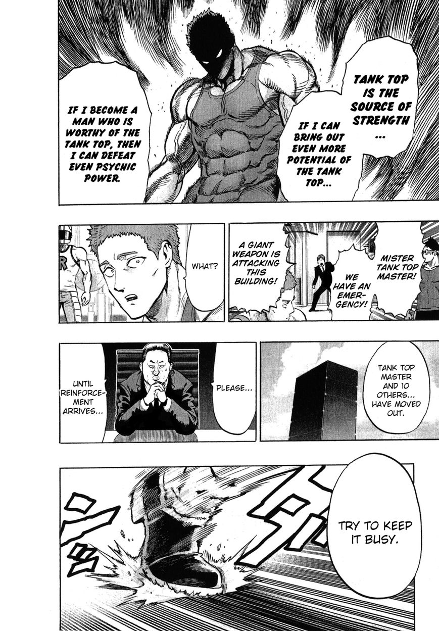 One Punch Man Chapter 36.5 Read Online Image 13