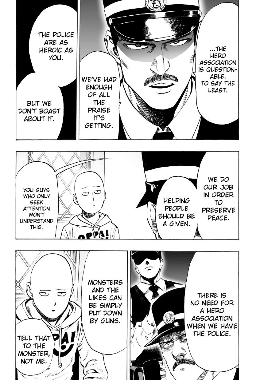 One Punch Man Chapter 36.7 Read Online Image 6