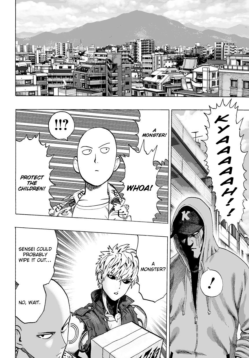 One Punch Man Chapter 37.2 Read Online Image 2