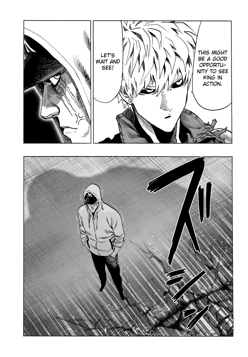 One Punch Man Chapter 37.2 Read Online Image 3