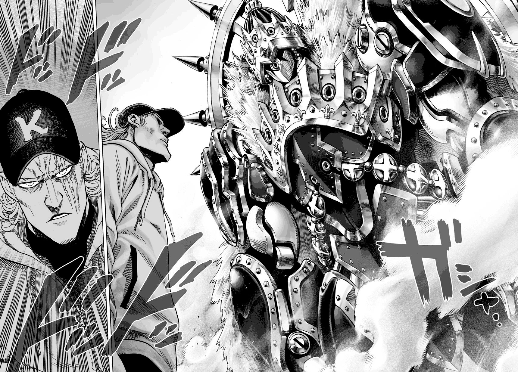 One Punch Man Chapter 37.2 Read Online Image 4