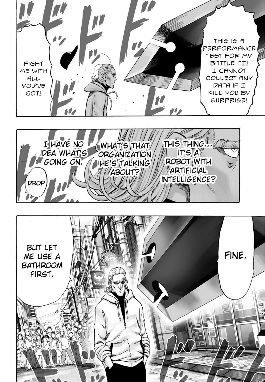 One Punch Man Chapter 37.2 Read Online Image 7