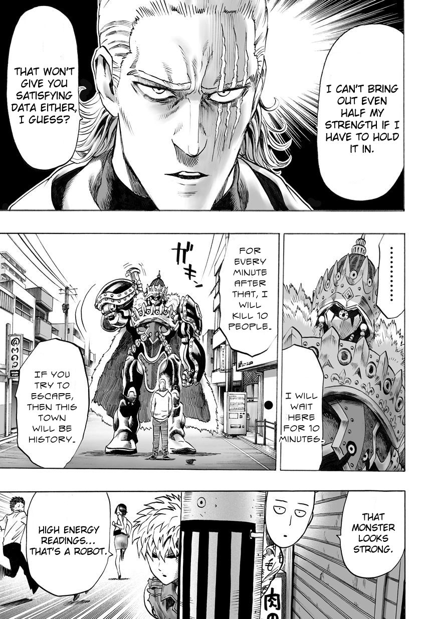 One Punch Man Chapter 37.2 Read Online Image 8
