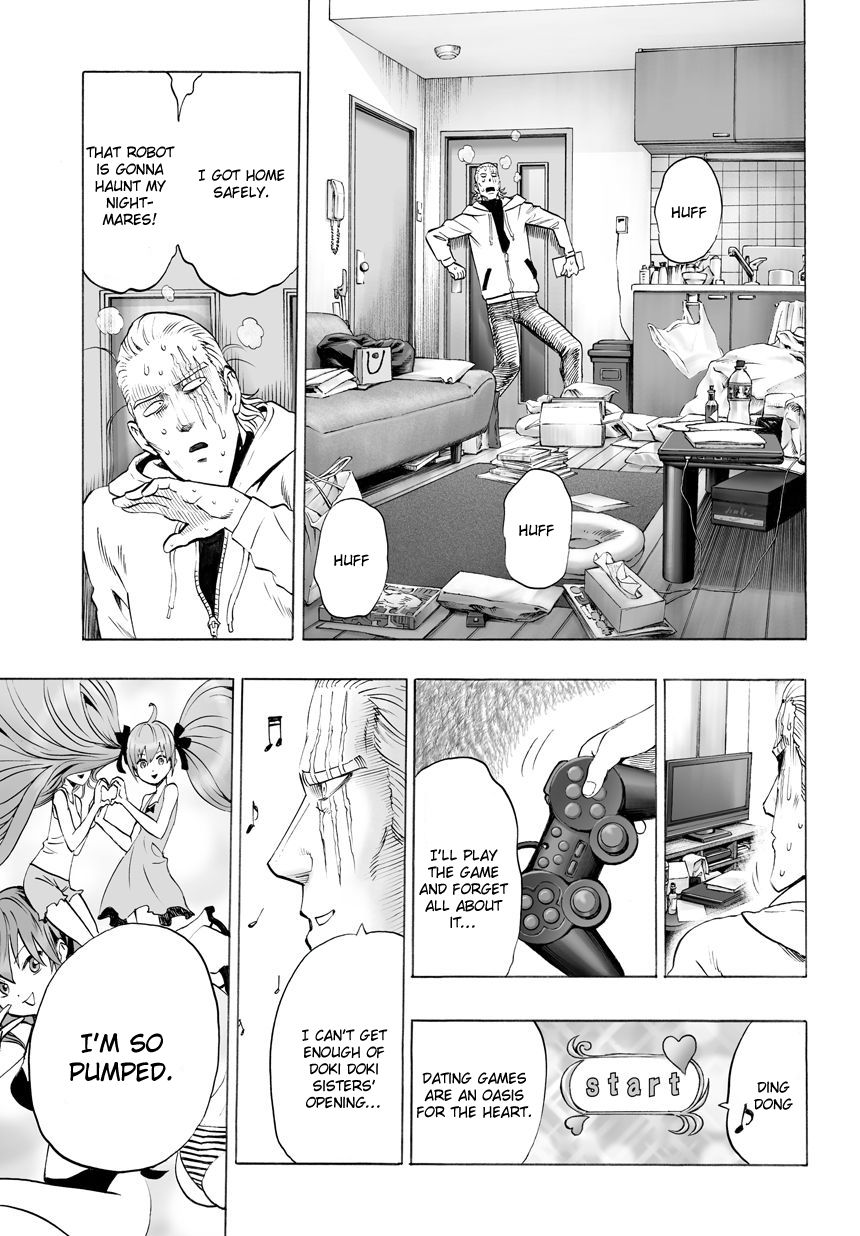 One Punch Man Chapter 37.4 Read Online Image 1