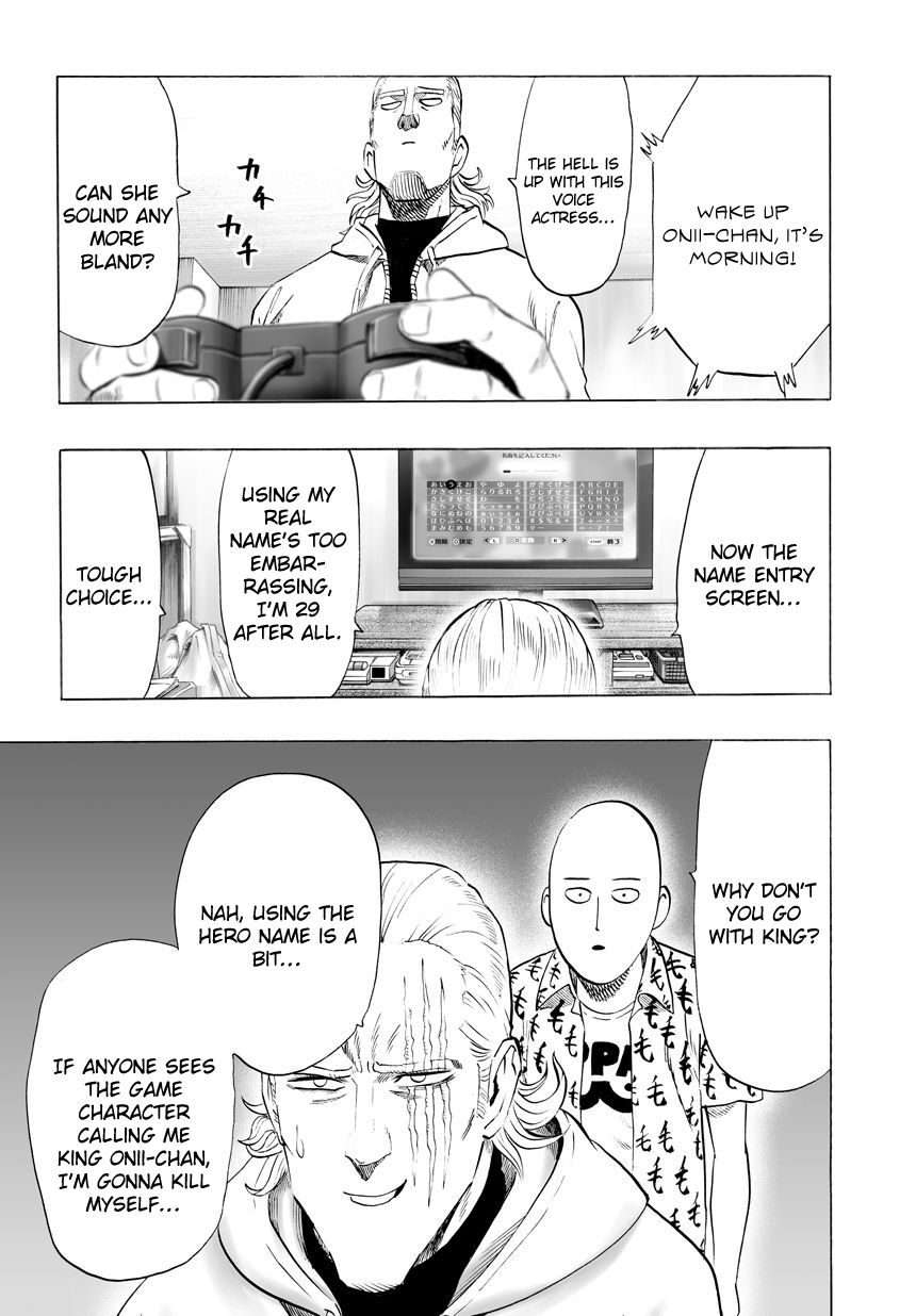 One Punch Man Chapter 37.4 Read Online Image 2