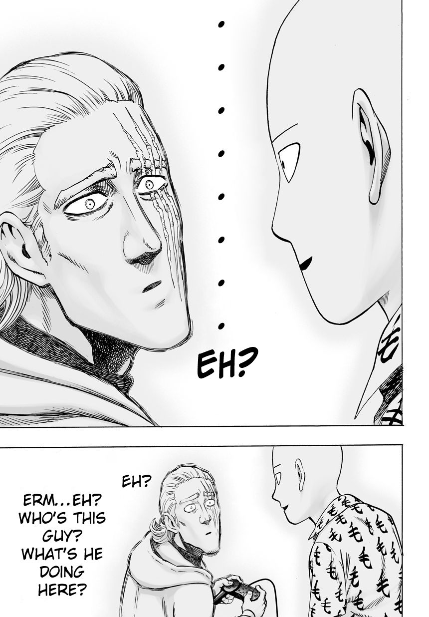 One Punch Man Chapter 37.4 Read Online Image 3