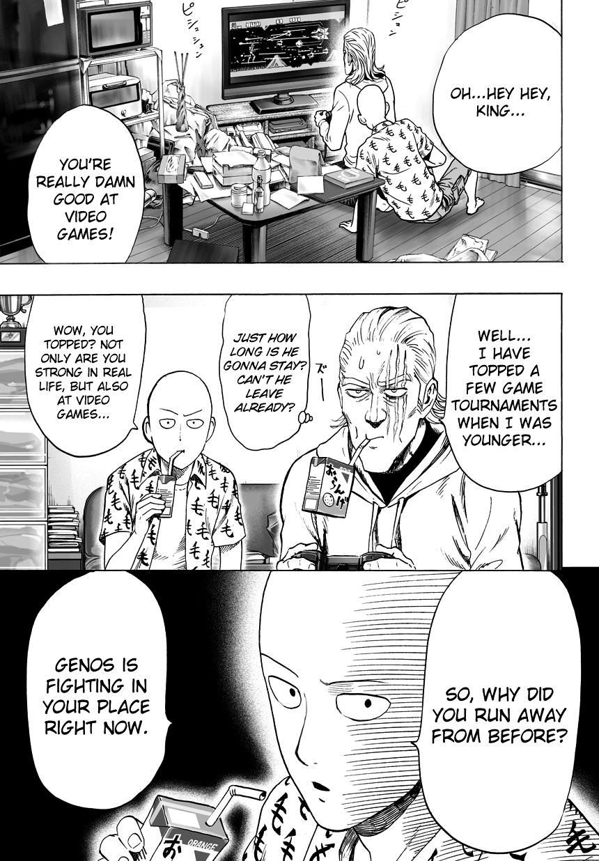 One Punch Man Chapter 37.4 Read Online Image 17