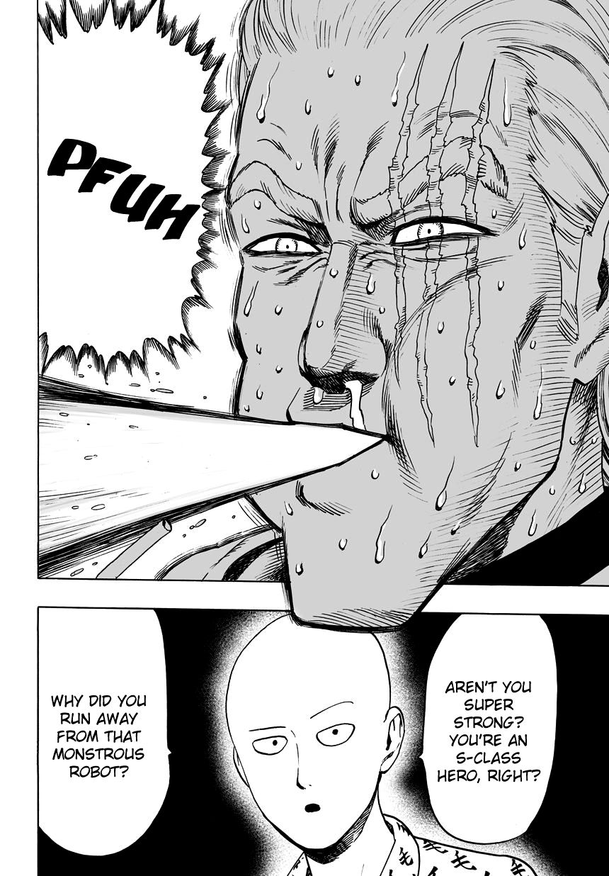 One Punch Man Chapter 37.4 Read Online Image 18