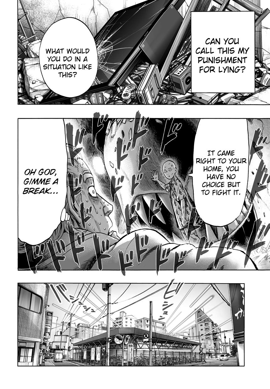 One Punch Man Chapter 37.4 Read Online Image 24