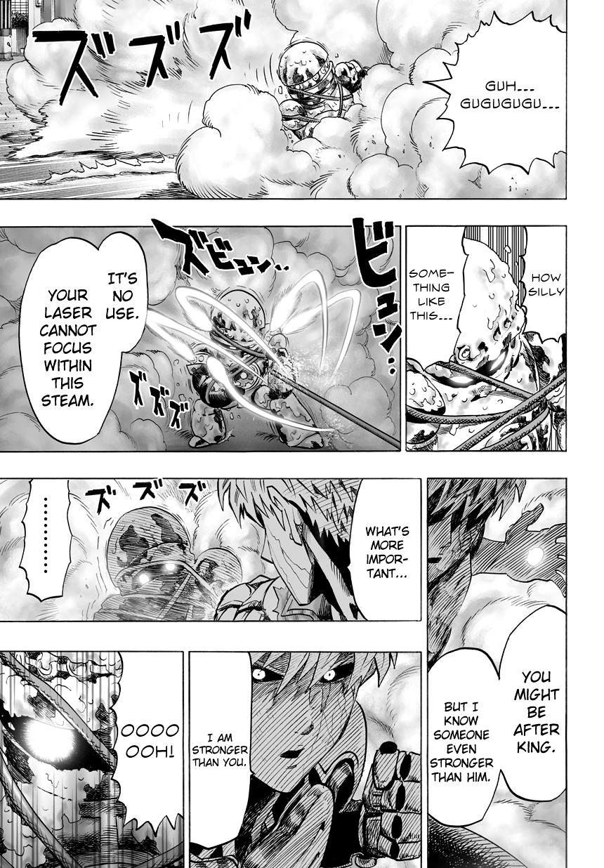 One Punch Man Chapter 37.5 Read Online Image 8