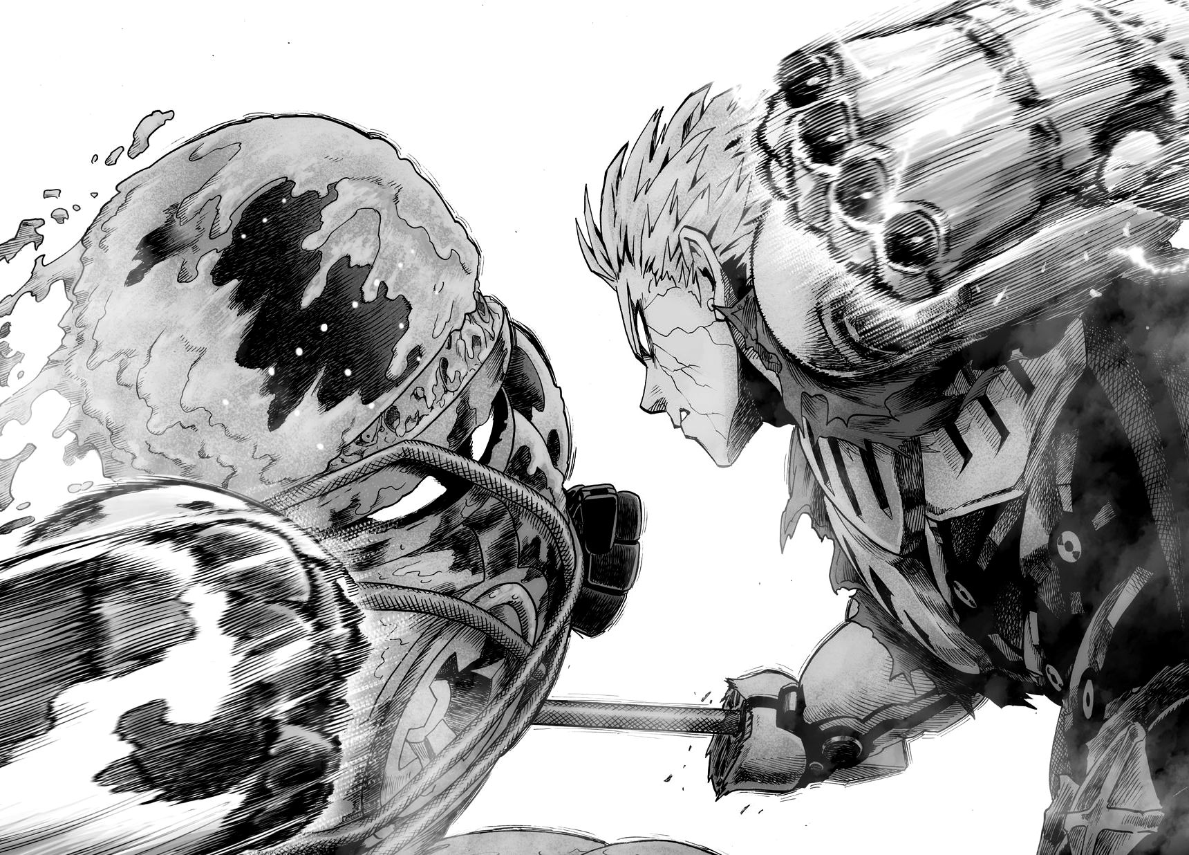 One Punch Man Chapter 37.5 Read Online Image 9