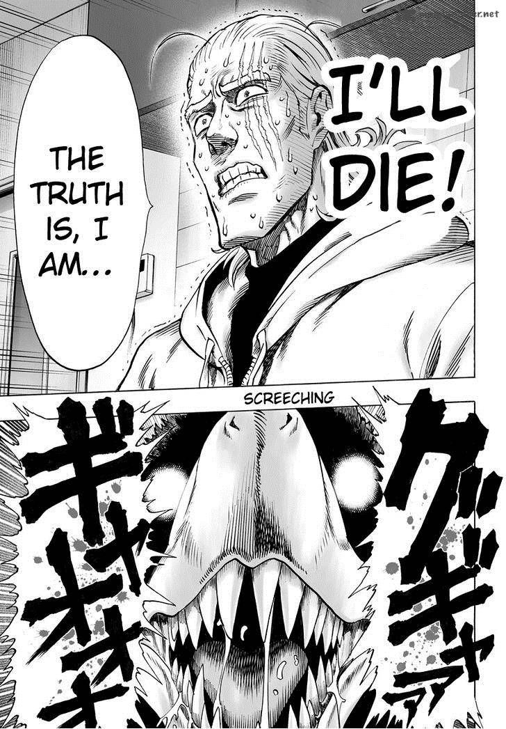 One Punch Man Chapter 38 Read Online Image 8