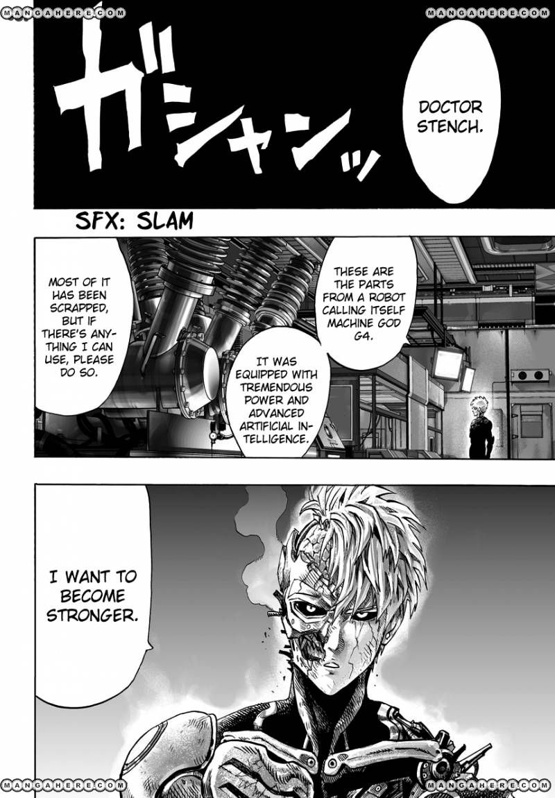 One Punch Man Chapter 39.1 Read Online Image 2