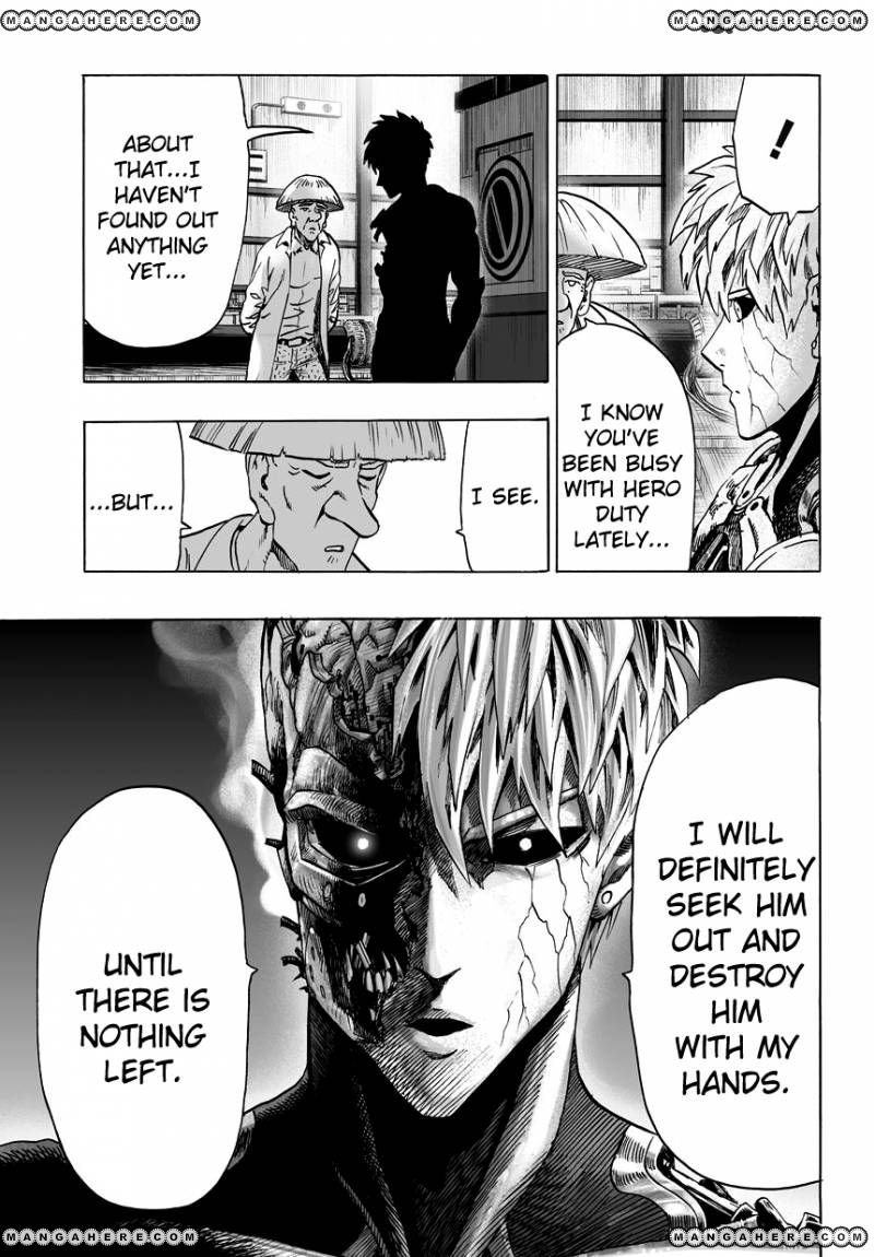 One Punch Man Chapter 39.1 Read Online Image 5