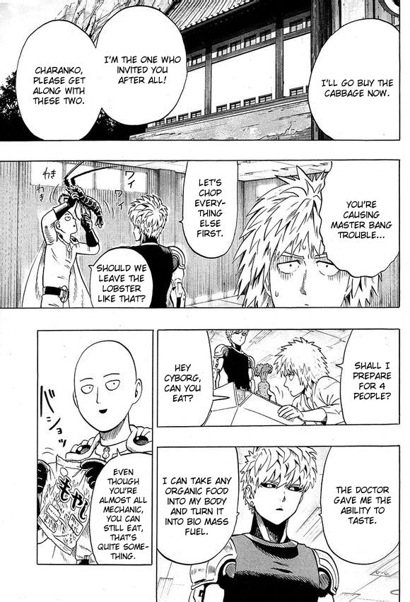 One Punch Man Chapter 39.5 Read Online Image 9