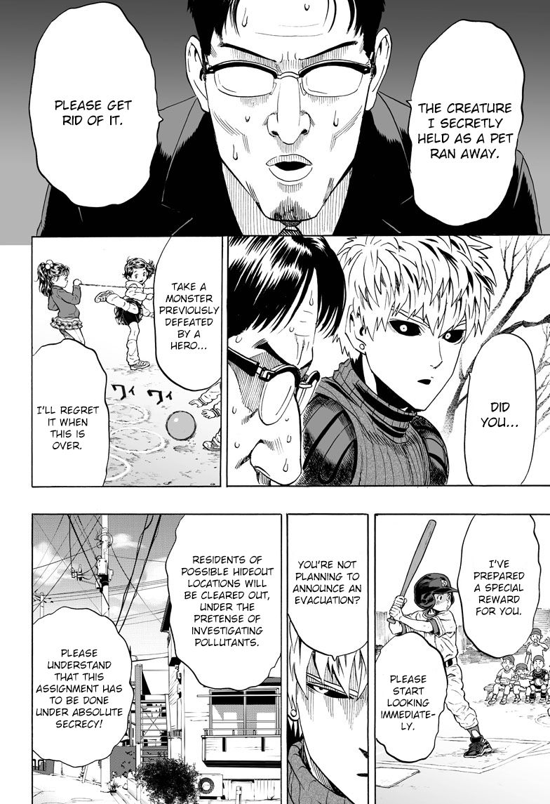 One Punch Man Chapter 39.6 Read Online Image 3