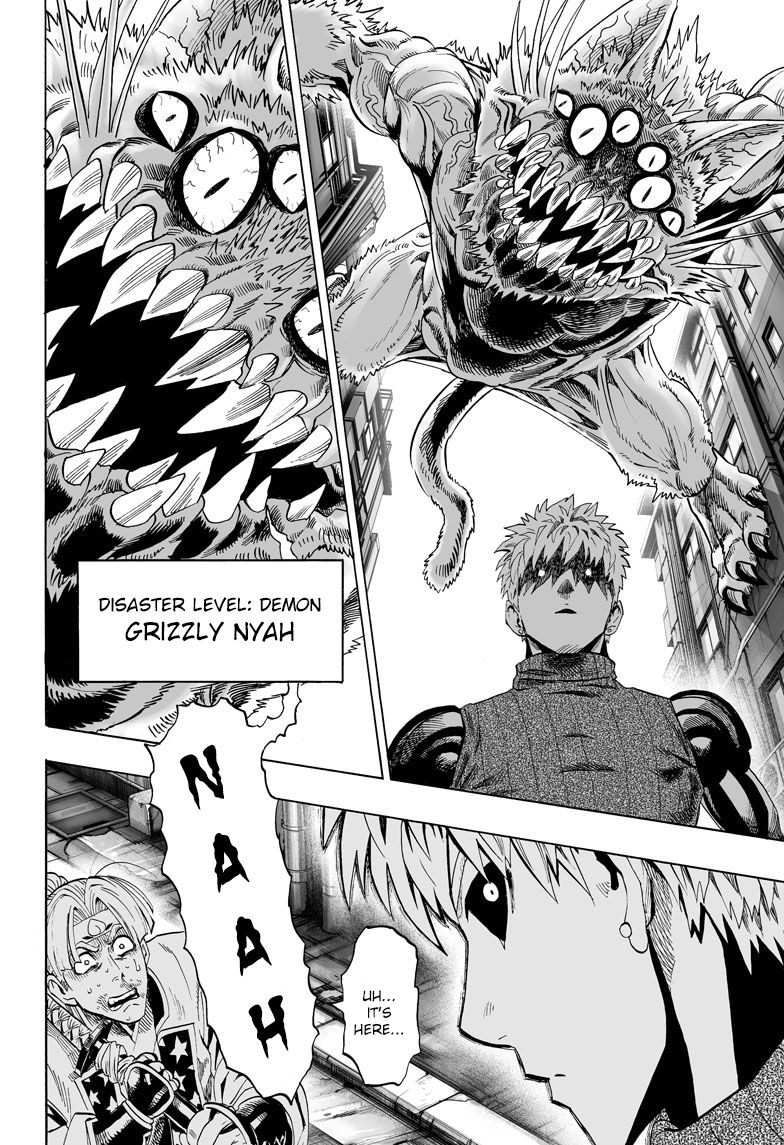 One Punch Man Chapter 39.6 Read Online Image 9