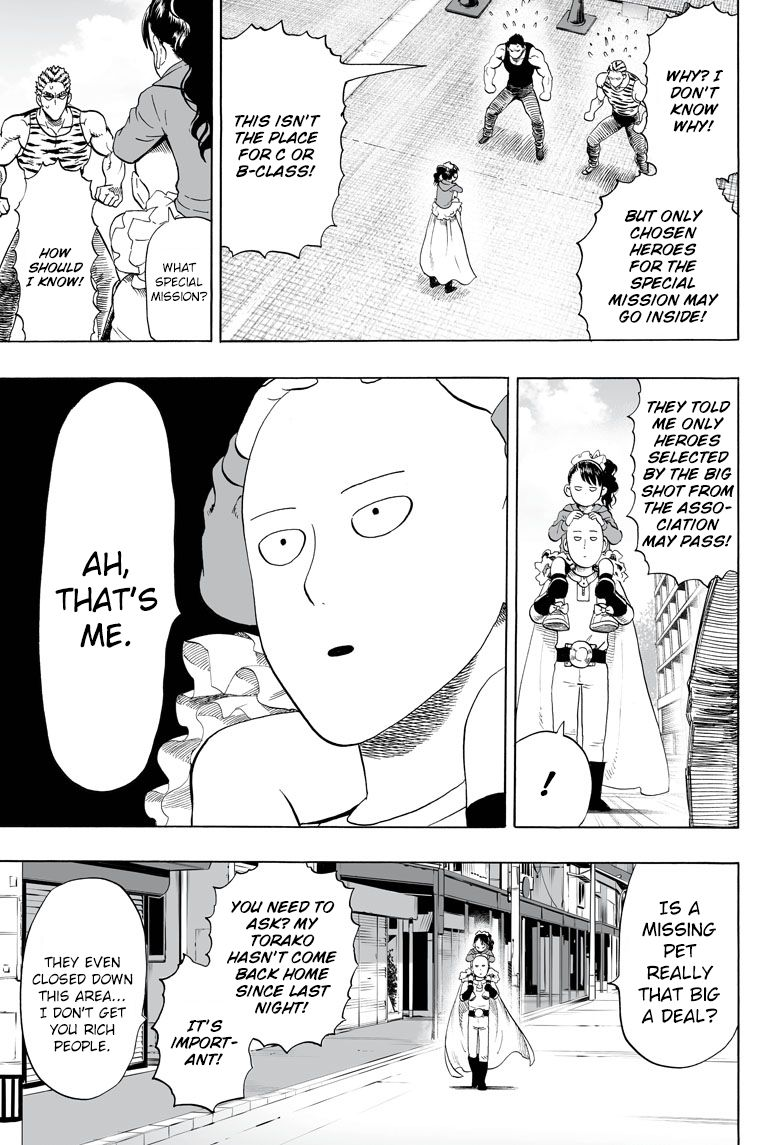 One Punch Man Chapter 39.6 Read Online Image 12