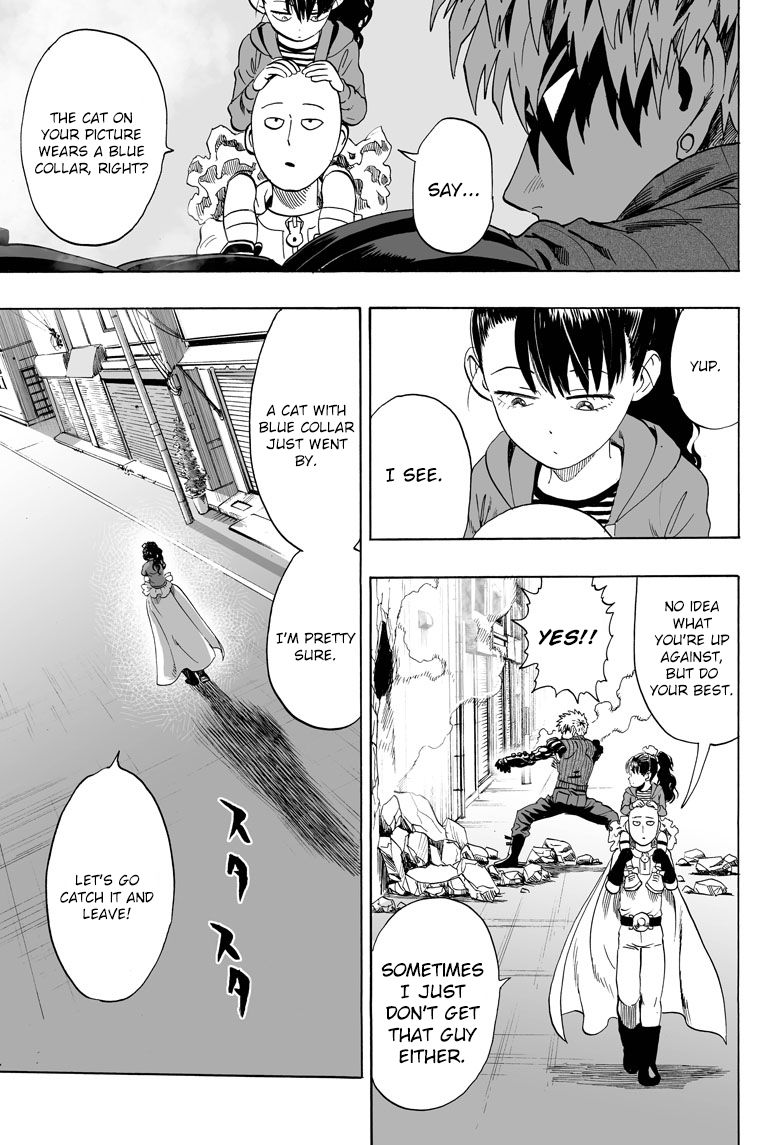 One Punch Man Chapter 39.6 Read Online Image 16