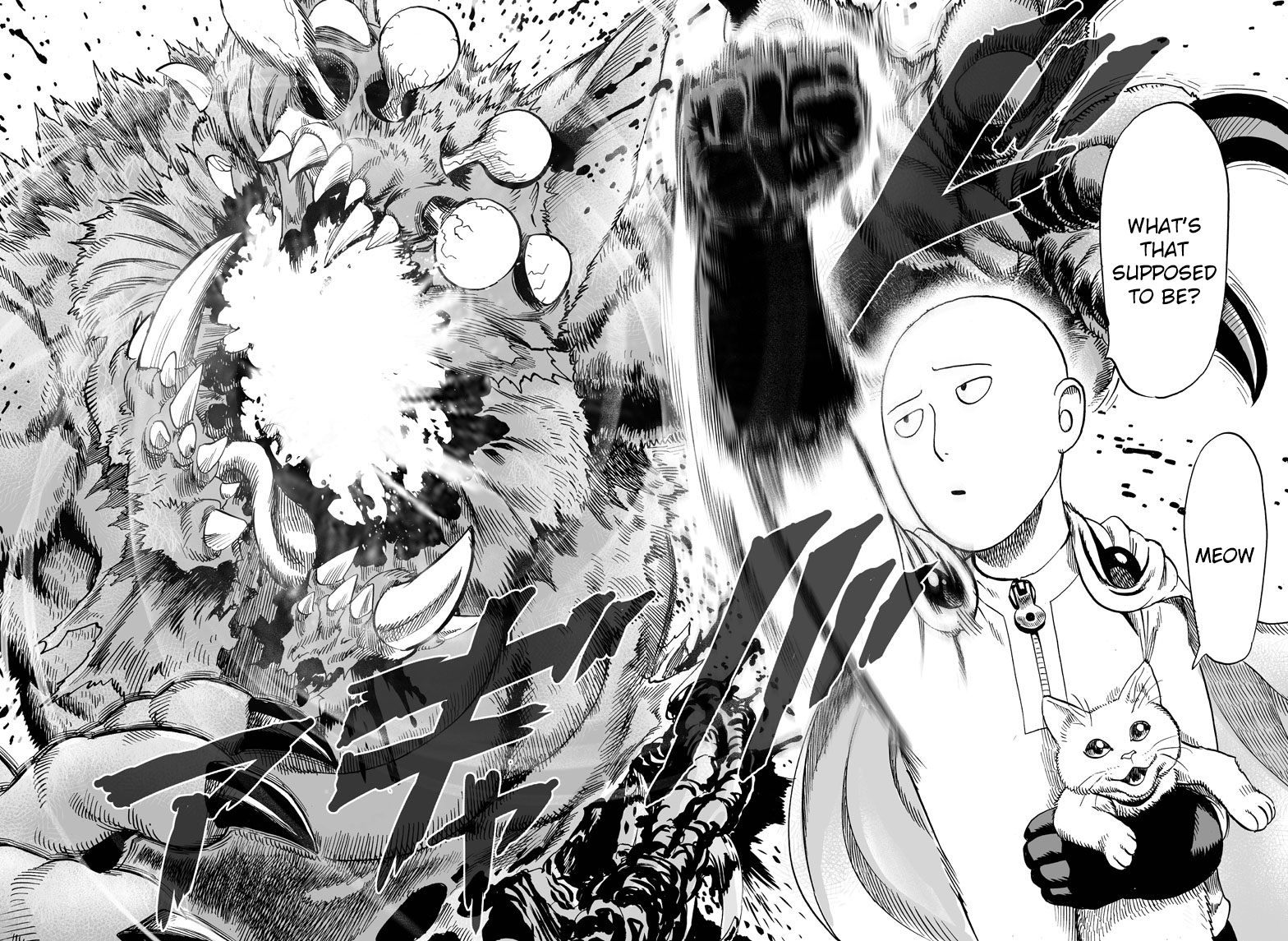 One Punch Man Chapter 39.6 Read Online Image 28
