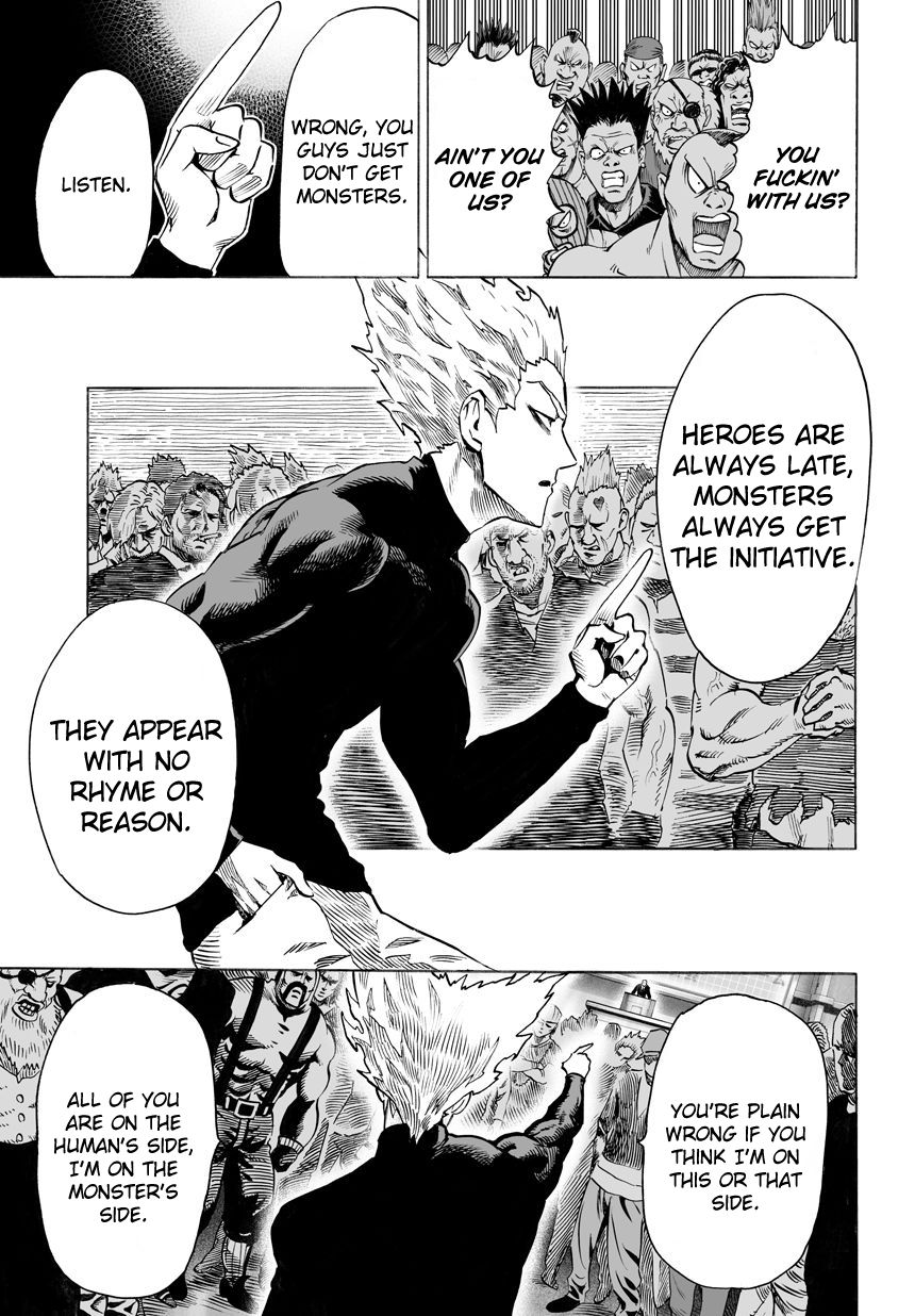 One Punch Man Chapter 40.2 Read Online Image 5