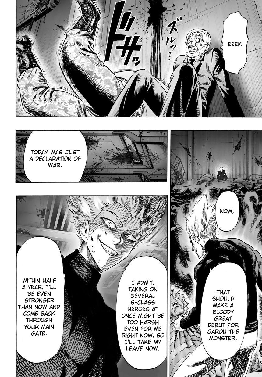 One Punch Man Chapter 40.2 Read Online Image 14