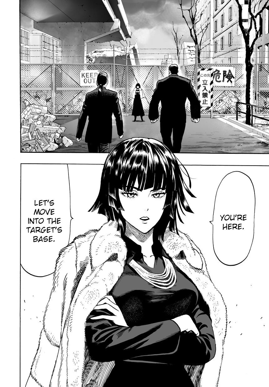 One Punch Man Chapter 41 Read Online Image 2
