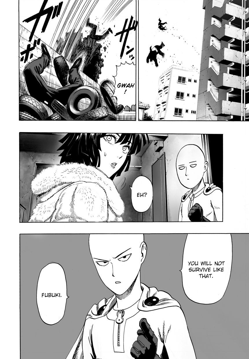 One Punch Man Chapter 41 Read Online Image 18
