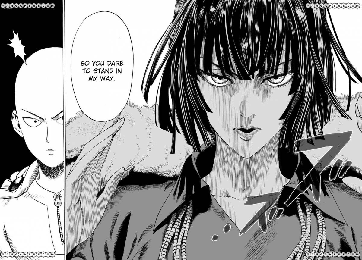 One Punch Man Chapter 42 Read Online Image 2