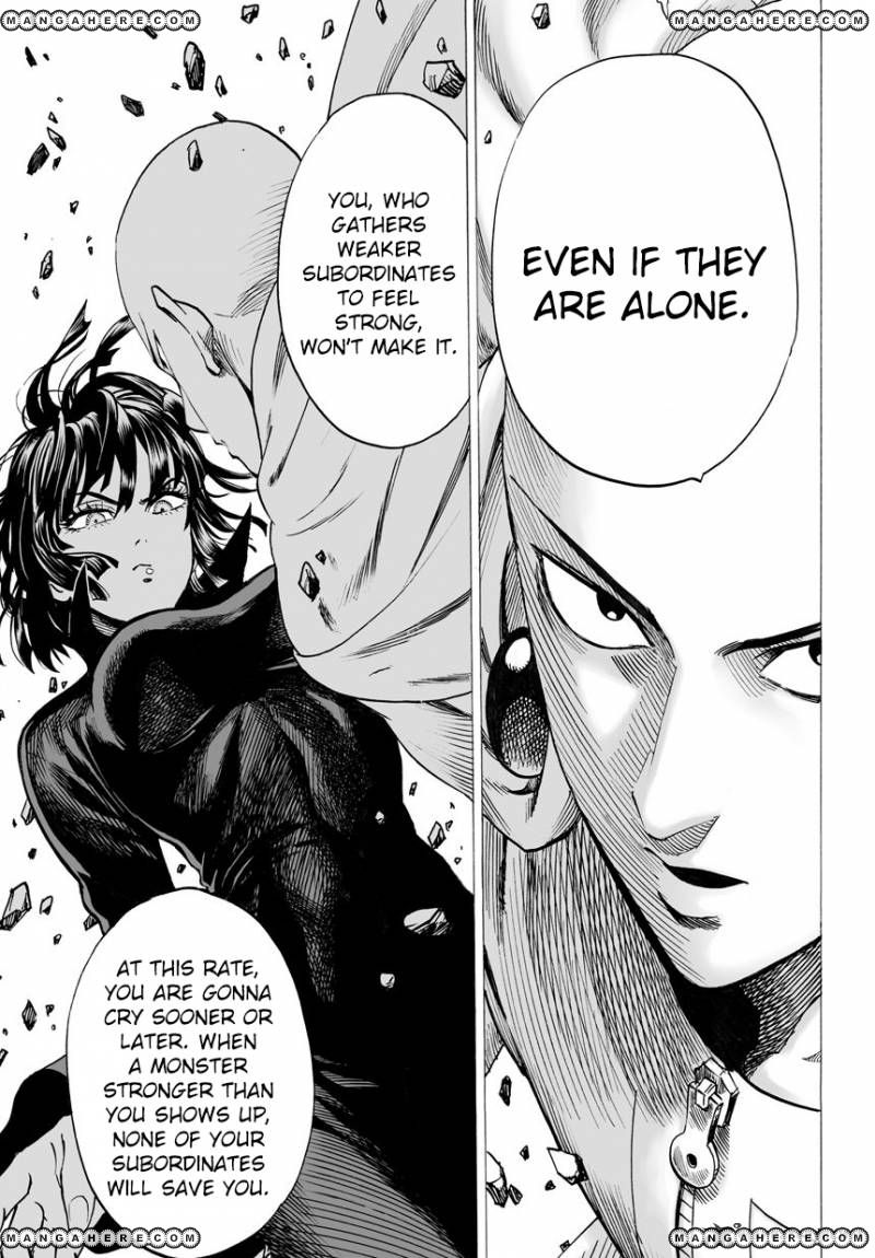 One Punch Man Chapter 42 Read Online Image 10