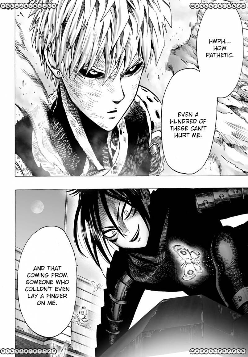 One Punch Man Chapter 42 Read Online Image 26