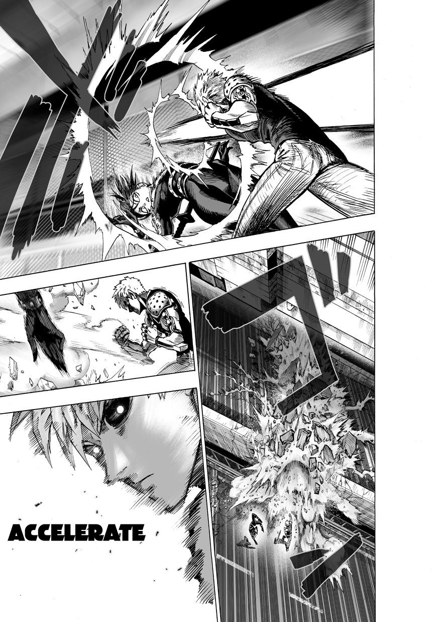 One Punch Man Chapter 43 Read Online Image 8