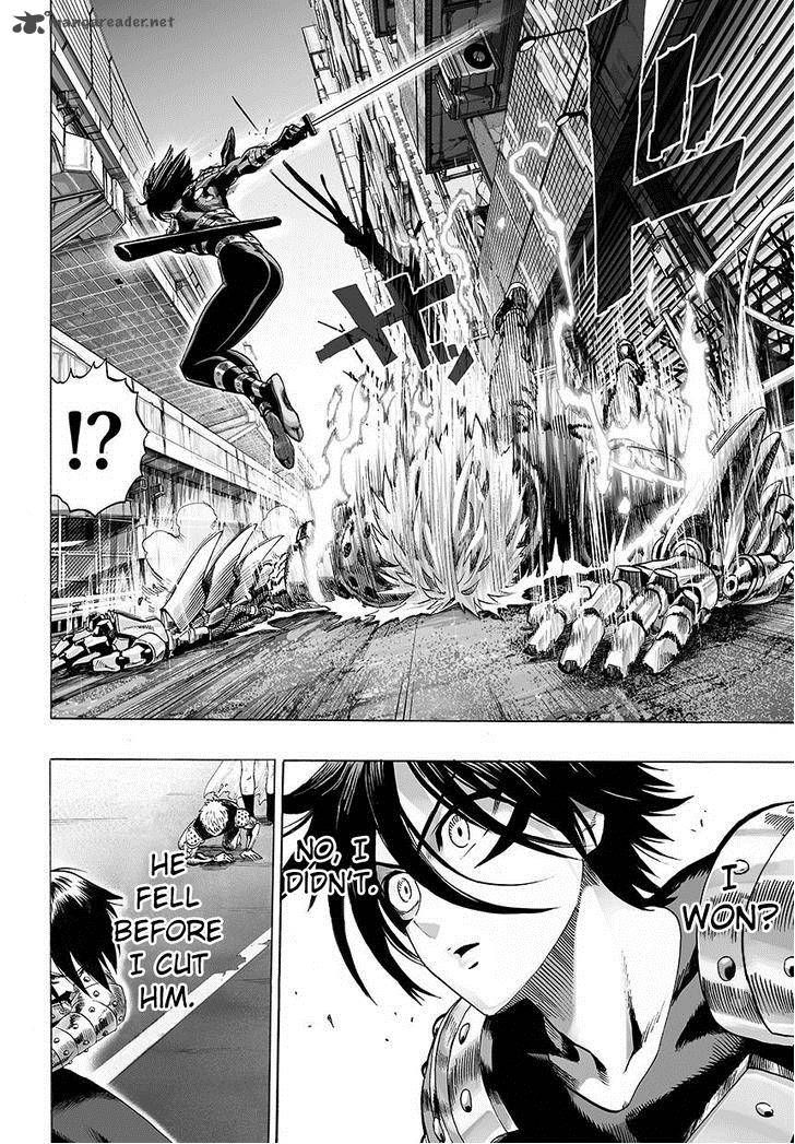 One Punch Man Chapter 43.1 Read Online Image 8
