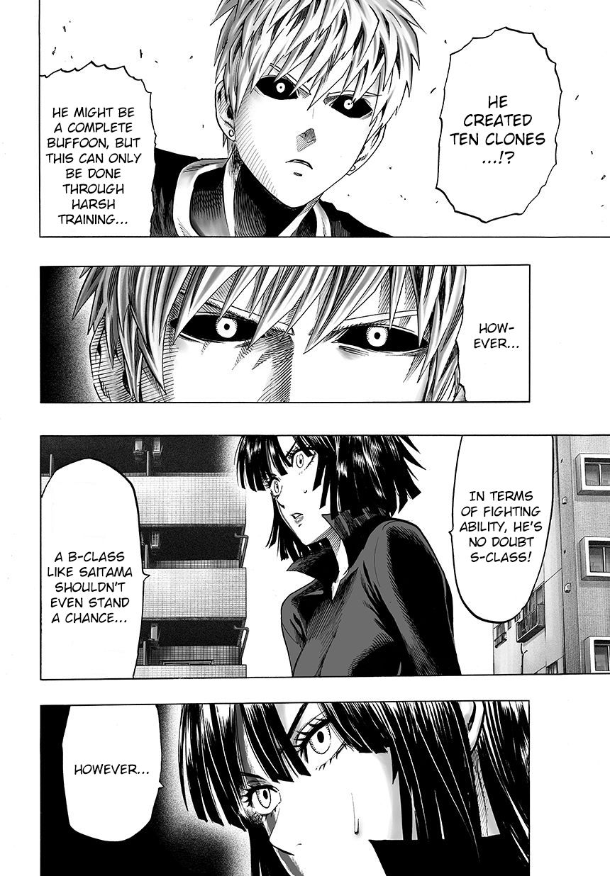 One Punch Man Chapter 43.2 Read Online Image 2