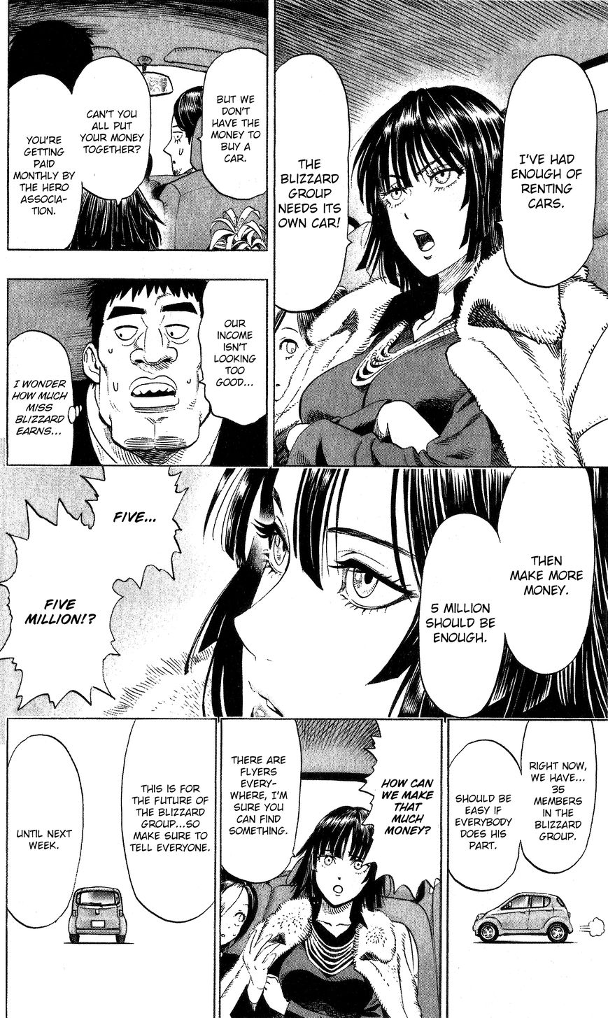 One Punch Man Chapter 43.5 Read Online Image 9