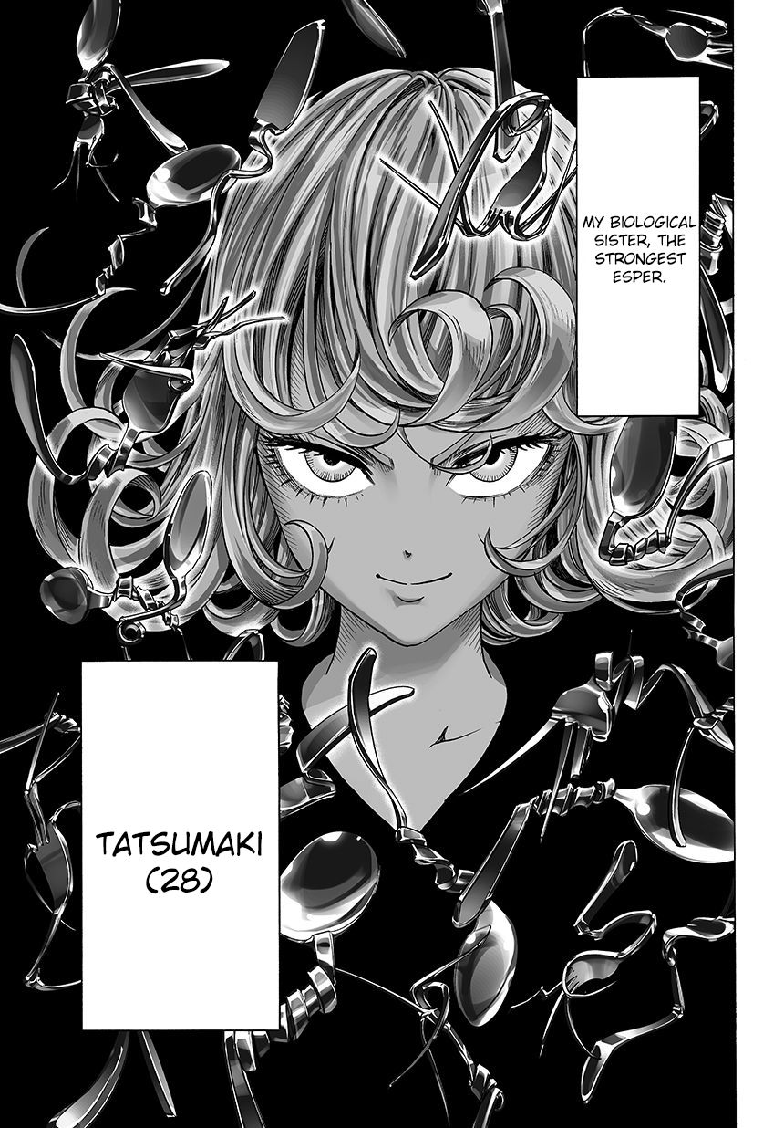 One Punch Man Chapter 44.1 Read Online Image 4