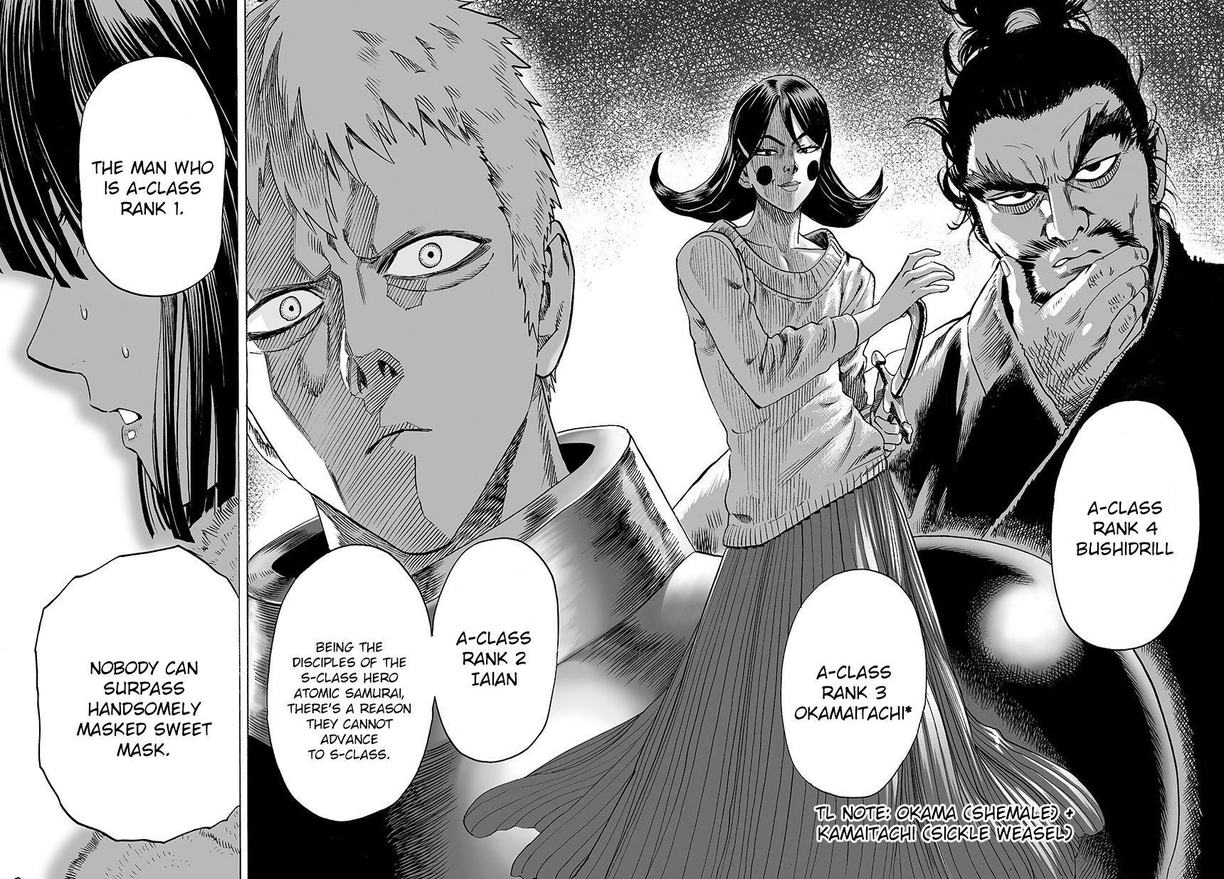 One Punch Man Chapter 44.1 Read Online Image 7
