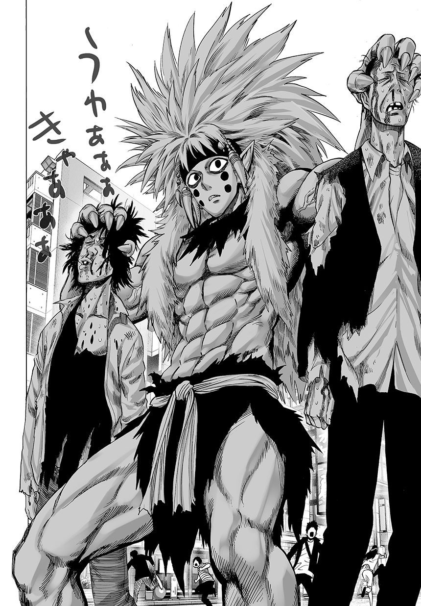 One Punch Man Chapter 44.1 Read Online Image 8