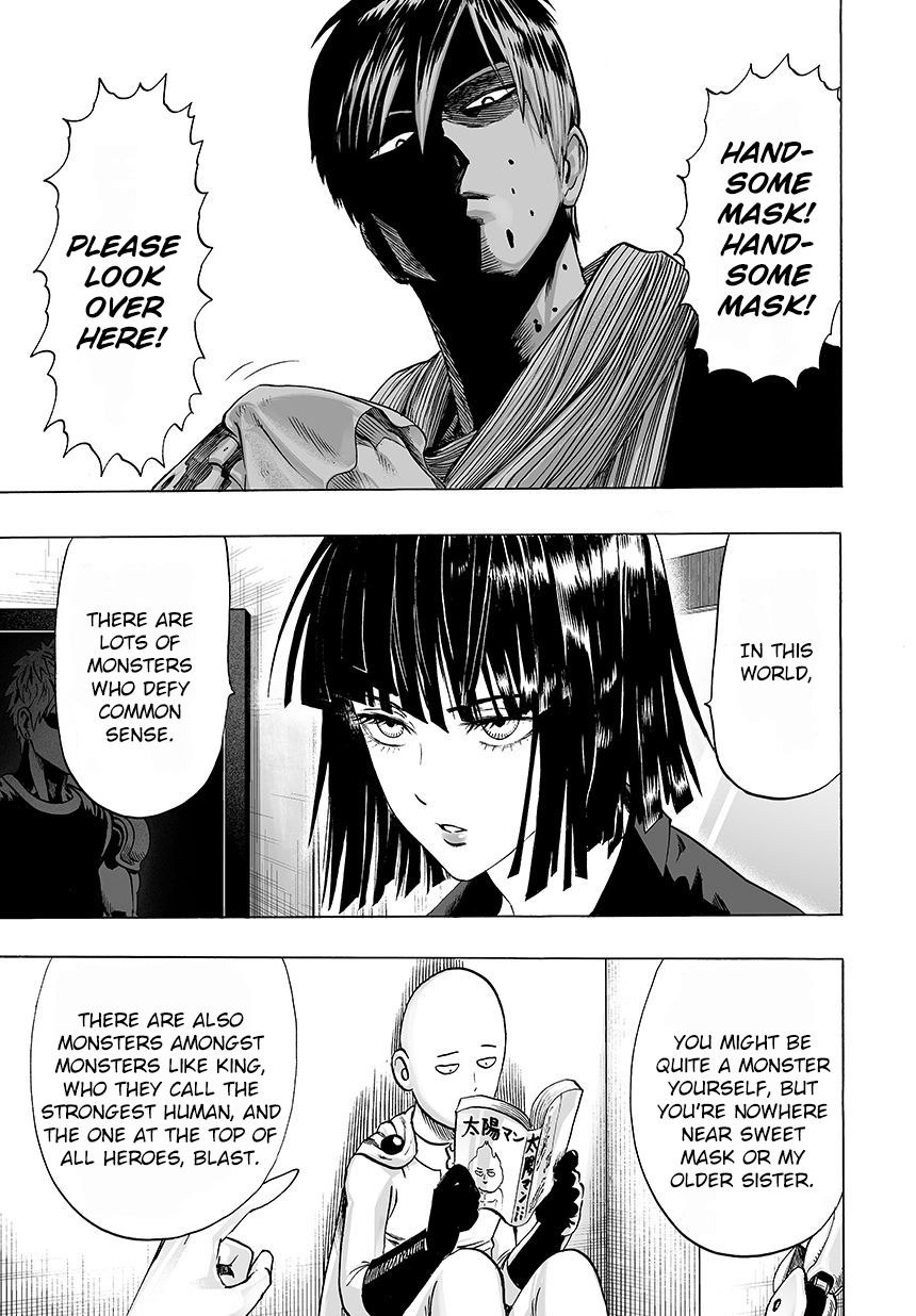 One Punch Man Chapter 44.2 Read Online Image 5