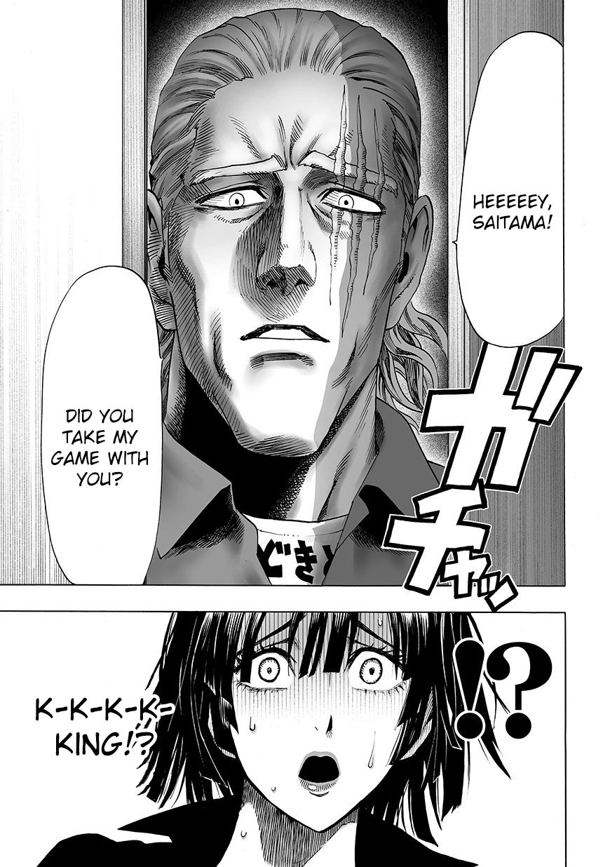 One Punch Man Chapter 44.3 Read Online Image 2
