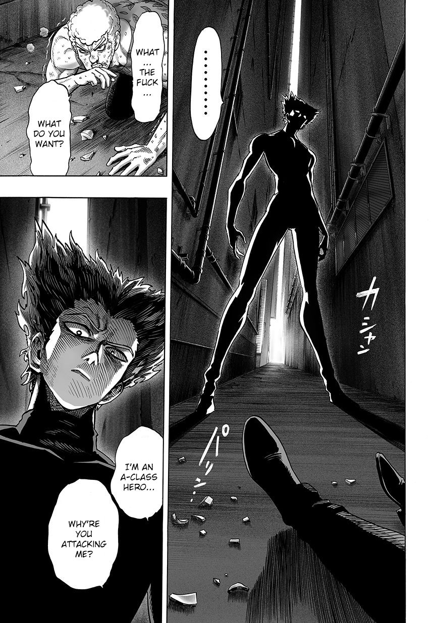 One Punch Man Chapter 44.3 Read Online Image 10